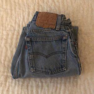 501 Levi Jeans vintage
